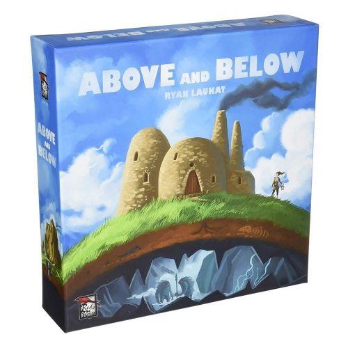 Настолна игра Above and Below