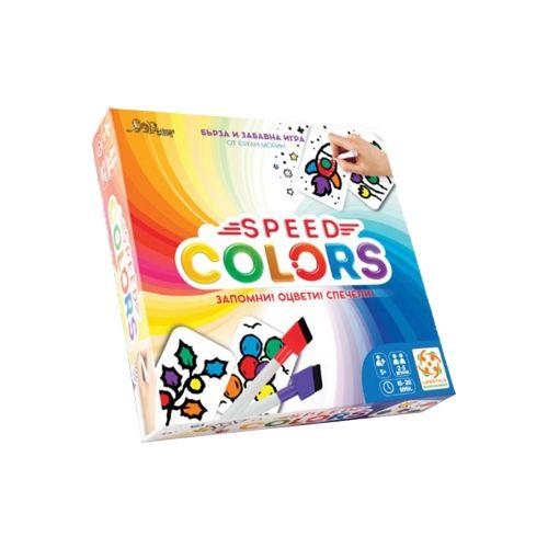 Настолна игра Speed Colors