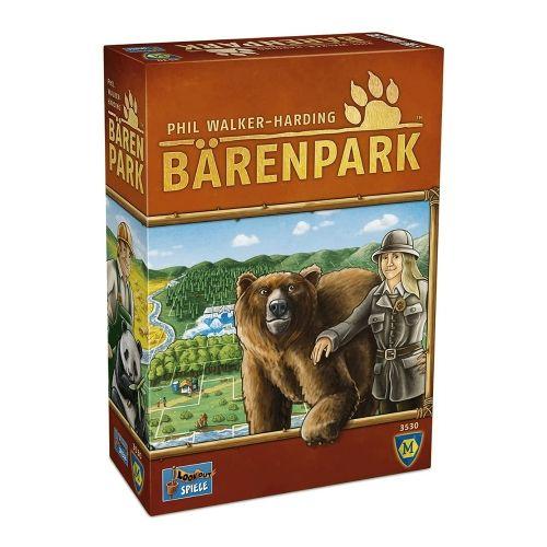 Настолна игра Bärenpark (Bear Park)