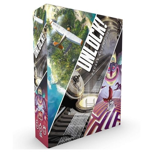 Настолна игра Unlock! - Escape Adventures