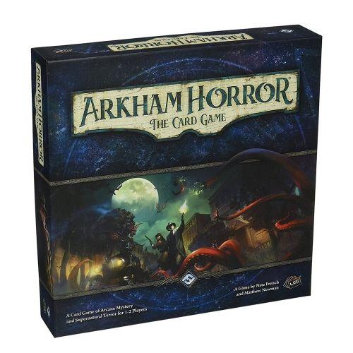 Настолна игра Arkham Horror - The Card Game