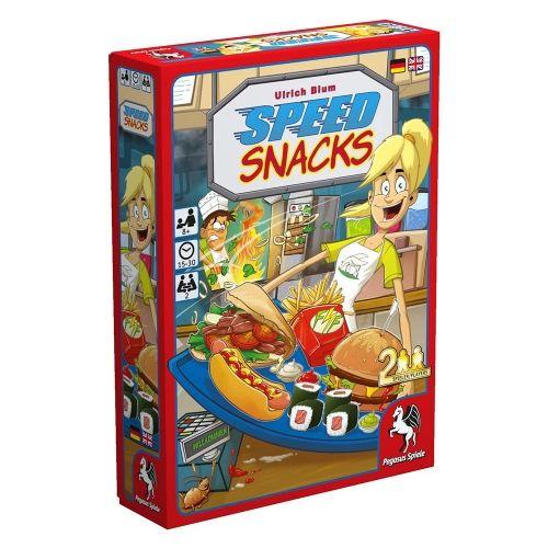 Настолна игра Speed Snacks