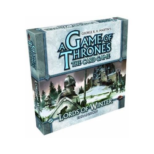 Разширение за A Game of Thrones – Lords of Winter