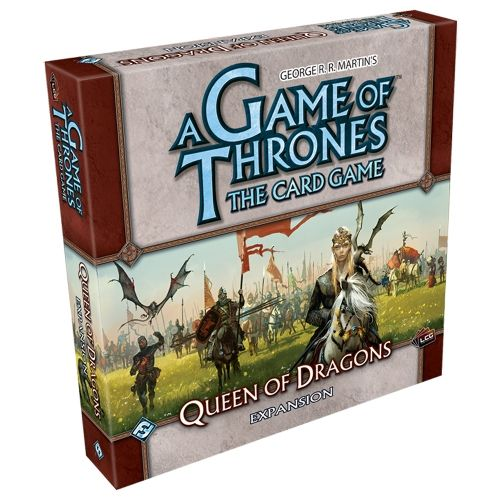 Разширение за A Game of Thrones – Queen of Dragons