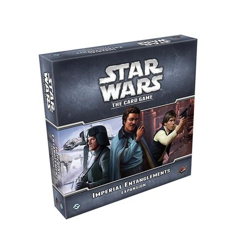 Разширение за Star Wars – Imperial Entanglements