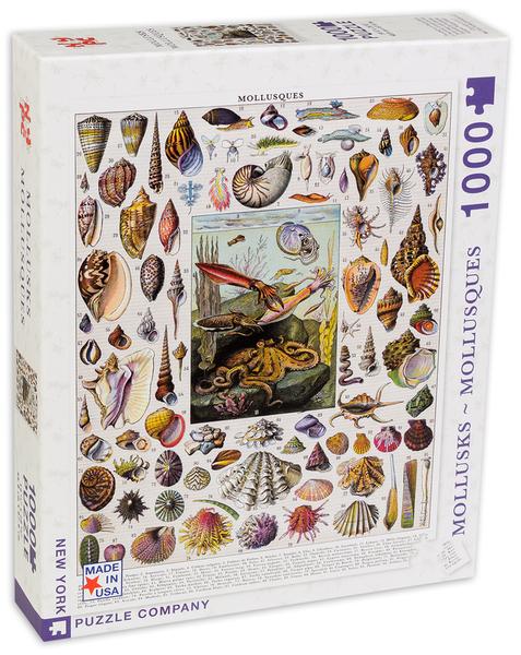 Пъзел New York Puzzle от 1000 части - Мекотели
