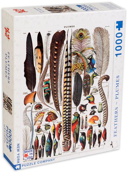 Пъзел New York Puzzle от 1000 части - Пера