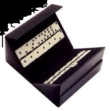 """Комплект за игра на домино """"Доминик"""" Philippi"""