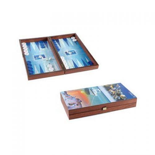 Табла за игра Manopoulos -Средиземноморски мотиви, 48x26 см
