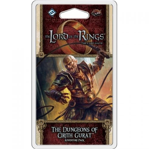 Разширение за The Lord of the Rings - The Dungeons of Cirith Gurat