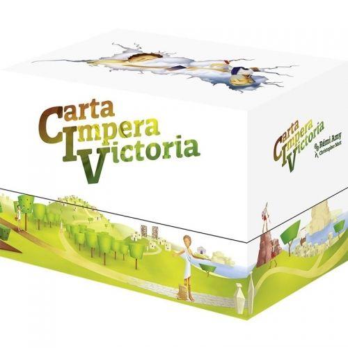 Настолна игра CIV - Carta Impera Victoria