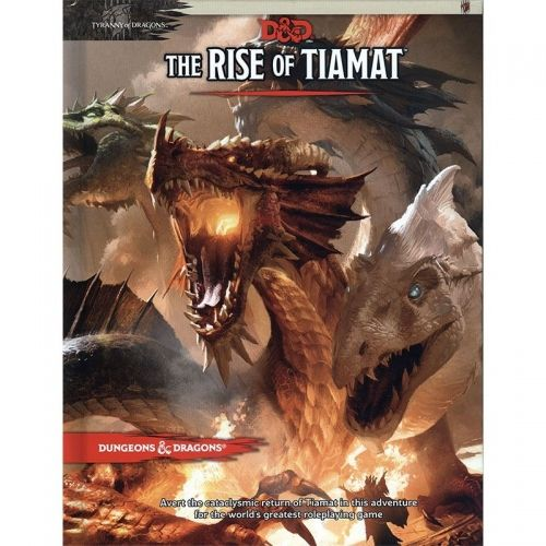 Ролева игра Dungeons&Dragons - The Rise of Tiamat