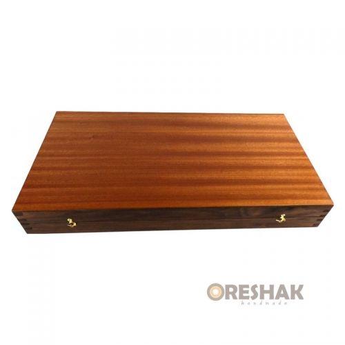 Табла за игра - Oreshak, 48x48см, ръчна изработка