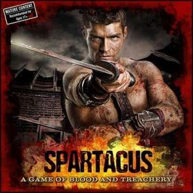 SPARTACUS - BLOOD AND TREACHERY