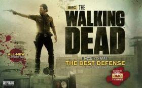 THE WALKING DEAD - THE BEST DEFENSE