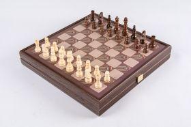 Комплект 4 в 1 Manopoulos - Vintage Style, 34x34 см