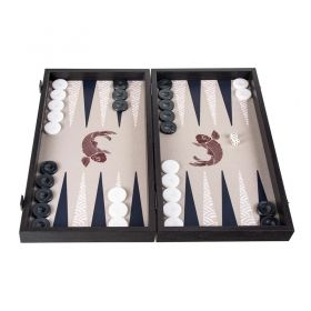 Табла за игра Manopoulos - Japanese Koi Fish, 48x26 см