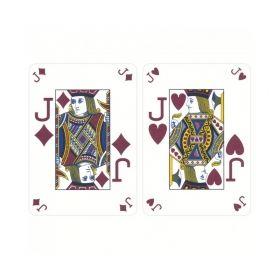 Карти Mondiano Poker Index Casino с червен гръб
