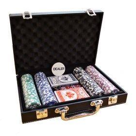 Покер к-кт 300 покер чипа х 11,5гр
