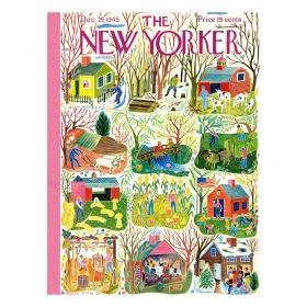 Пъзел New York Puzzle от 1000 части - Плажът бръмчи