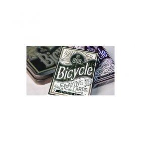 Карти за игра Bicycle подаръчен комплект в метална кутия