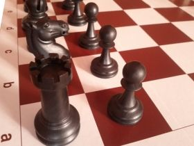 Комплект шах Стаунтон 6