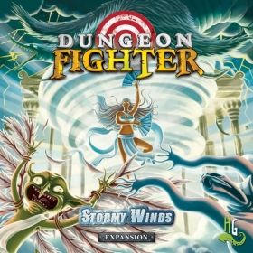 DUNGEON FIGHTER - STORMY WINDS - EXPANSION