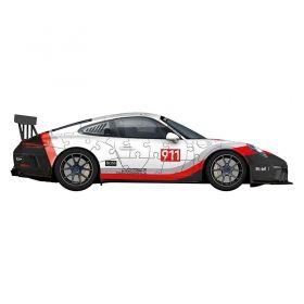 3D пъзел Ravensburger от 108 части - Порше 911
