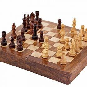 Магнитен шах 18*18 см