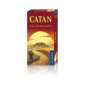 Заселниците на CATAN: Разширение за 5 и 6 човека