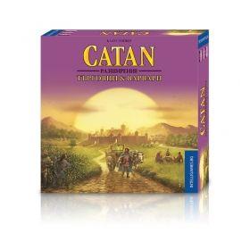 Заселниците на CATAN: Търговци и варвари