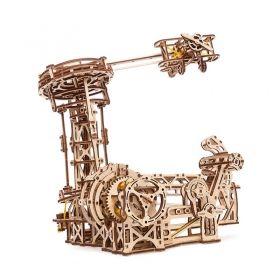 Механичен 3D пъзел Ugears - Авиатор