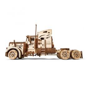 Механичен 3D пъзел Ugears - Камион heavy boy VM