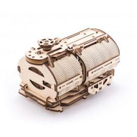 Механичен 3D пъзел Ugears - Добавки за камион UGM
