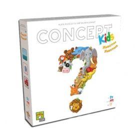 Настолна игра Concept Kids - Животни