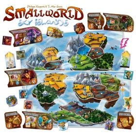 Настолна игра Small world: Sky islands