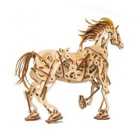 Механичен 3D пъзел Ugears - Механичен кон