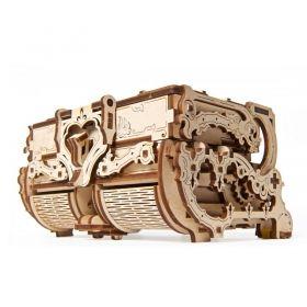 Механичен 3D пъзел - Кораб влекач