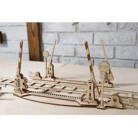 Механичен 3D пъзел Ugears - Релси