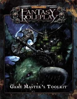 WARHAMMER FANTASY ROLEPLAY - GAME MASTER'S TOOLKIT