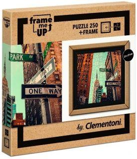 Пъзел Clementoni Frame Me Up от 250 части - One way