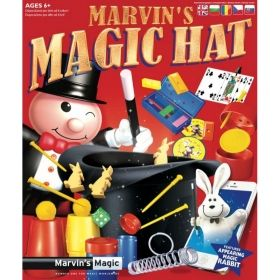 Магическата кутия с 125 фокуси - Marvin's Magic