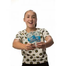 250 главозамайващи фокуси с карти