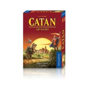 Настолна игра Catan/Катан - Двубоят, картова