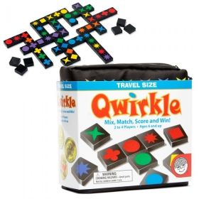 QWIRKLE - TRAVEL EDITION