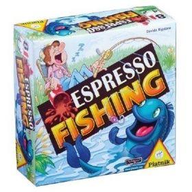 Игра на риболов с кафе