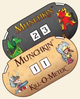 MUNCHKIN KILL - O - METER