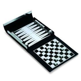 Игри за пътуване Giorgio - шах + табла