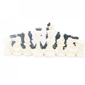 Пластмасови фигури за шах