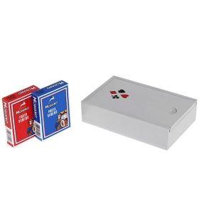 Кутия с 2 тестета карти